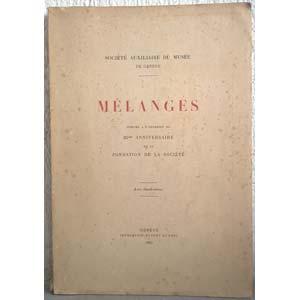 AA. VV. – Mélanges publiés a ...