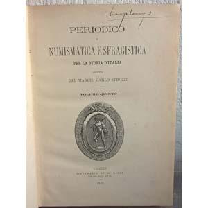 AA. VV. – Periodico di Numismatica e ...
