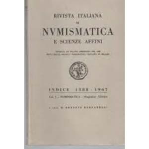 AA. VV. – Rivista italiana di numismatica ...