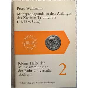 WALLMAN P. – Munzpropaganda in den ...