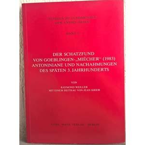 WEILLER R. – Schatzfund von Goeblingen- ...