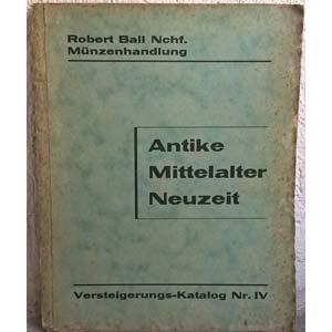 BALL R. Nachf – Berlin, 23 marz 1931. ...