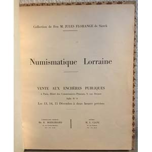 BOISGIRARD R. - CIANI M. L. – Paris, ...