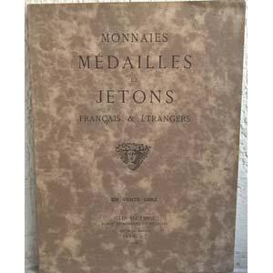 FLORANGE J. – Paris, 1926. Monnaies, ...