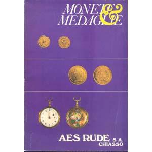 AES RUDE s.a. – Lugano, 10/11-Aprile-1981. ...