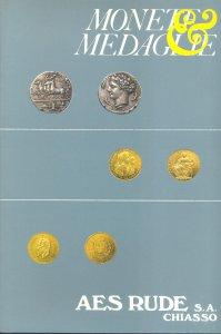 AES RUDE s.a. – Lugano, 5/6-Aprile-1984. ...