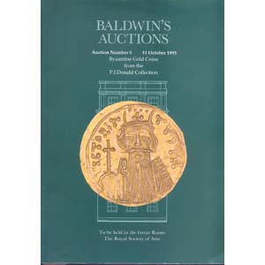 BALDWINS. - London 11 October 1995. ...