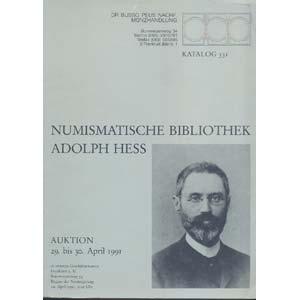 BUSSO PEUS NACHF. - Frankfurt a.M., 29-30 ...