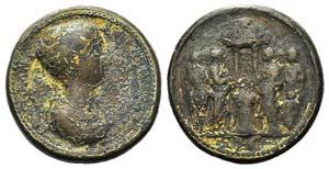 Paduan Medals. Faustina Junior (Augusta, ...