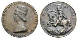 Giovanni II Bentivoglio (1443-1508), son of ...