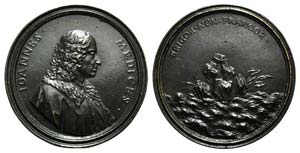 Antonio Selvi (1679-1753). Medal from ...