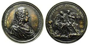 Antonio Cocchi (1695-1758), physician, ...