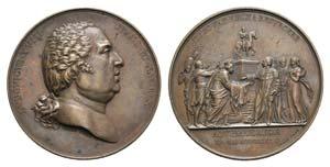 France, Louis XVIII Bourbon of Versailles ...