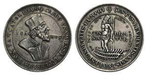 Germany, Jan Hus (Protestant Reformer, c. ...