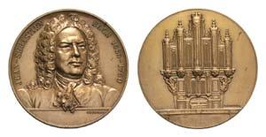 Germany, Johann Sebastian Bach (1685-1750). ...