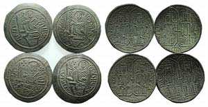 Hungary, lot of 4 Medieval coins, to be ...