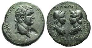 Domitian (81-96). Cilicia, ...