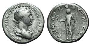 Trajan (98-117). Cappadocia, ...