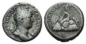 Hadrian (117-138). Cappadocia, ...