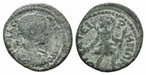 Severus Alexander (222-235). Lydia, ...