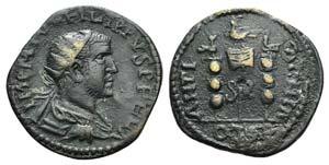 Philip I (244-249). Pisidia, Antioch. Æ ...