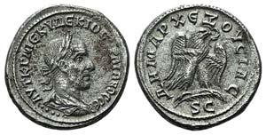 Trajan Decius (249-251). Seleucis and ...