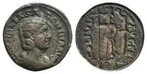 Salonina (Augusta, 254-268). Phoenicia, ...