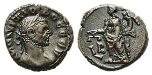 Probus (276-282). Egypt, Alexandria. BI ...