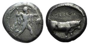 Northern Lucania, Poseidonia, c. 410-350 BC. ...