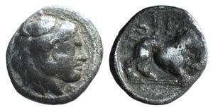 Southern Lucania, Herakleia, c. 432-420 BC. ...