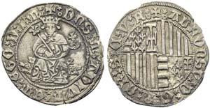 Italy, LAquila. Alfonso I dAragona ...
