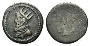 Italy, Milano. Filippo IV (1621-1665). Æ ...