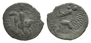 Italy, Mileto. Ruggero I (1071-1101). Æ ...