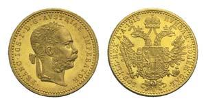 Austria, Franz Joseph I (1848-1916). AV ...