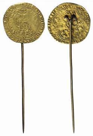 France, Charles VI (1380-1422). AV Agnel ...