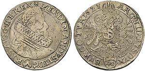 AUSTRIA - Ferdinando II (1618-1637) - 48 ...