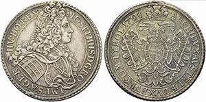 AUSTRIA - Giuseppe I (1705-1711) - Tallero - ...