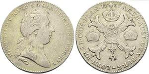 AUSTRIA - Giuseppe II (con la madre Maria ...