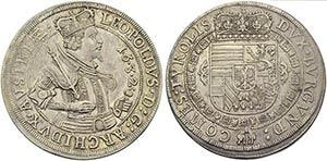 AUSTRIA - Leopoldo dAustria (1619-1632) - ...