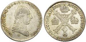 AUSTRIA-NEDERLAND - Giuseppe II ...