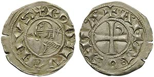 ANTIOCHIA - Boemondo IV (1201-1232) - Denaro ...
