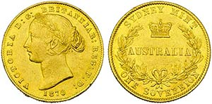 AUSTRALIA - Vittoria (1837-1901) - Sterlina ...