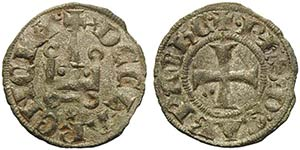 LEPANTO - Filippo di Taranto (1307-1313) - ...