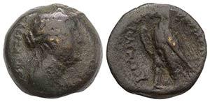 Ptolemaic Kings of Egypt, Berenike II, wife ...