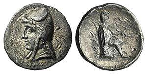 Kings of Parthia, Artabanos I (Arsakes II, ...