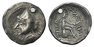 Kings of Parthia, Phriapatios to Mithradates ...