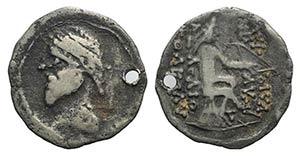 Kings of Parthia, Artabanos III (126-122 ...