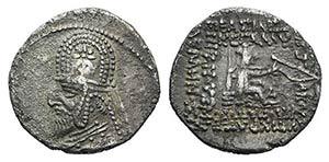 Kings of Parthia, Mithradates III (87-80 ...