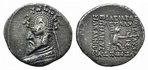 Kings of Parthia, Phraates III (c. ...