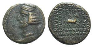 Kings of Parthia, Mithradates IV (c. 58-53 ...